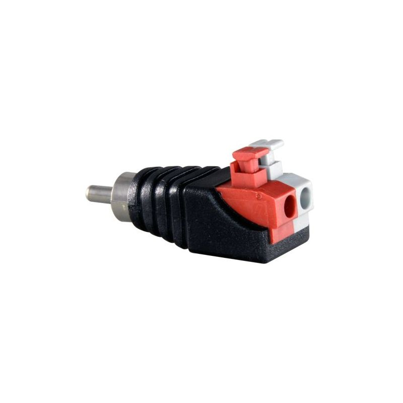 Safire CON295A - Safire, Connecteur RCA mâle, connexion facile,…