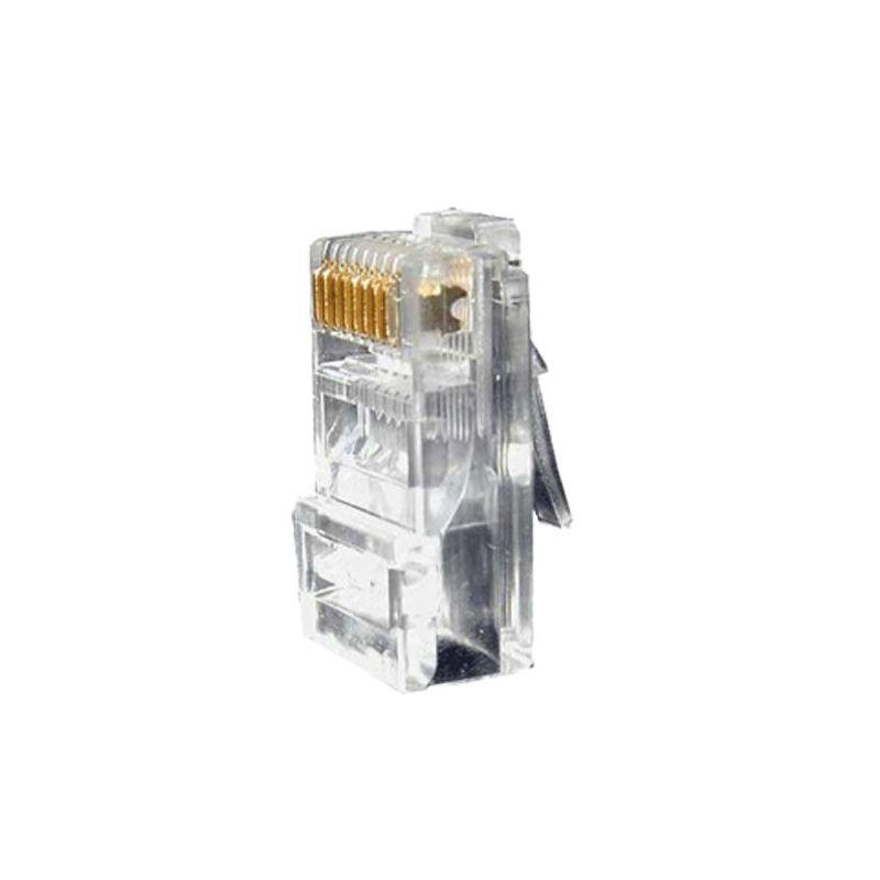 CON300-CAT6 - Connecteur, RJ45 CAT6 à sertir, Compatible avec…