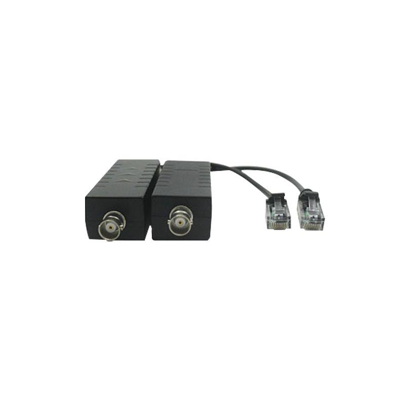 EOC-100P - Extenseur d´ IP par câble coaxial, Passif, Émetteur…
