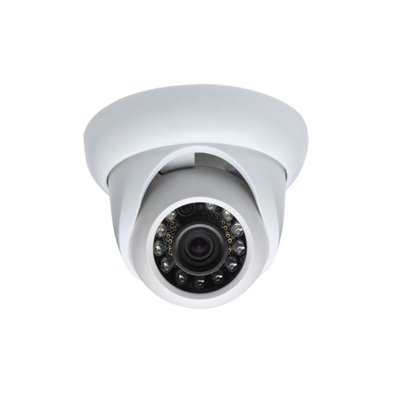 "Dahua HAC-HDW1100SN - Caméra dôme HDCVI Branded, 720P (25FPS), 1/2.9"" 1.0…"