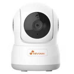 Nivian ONV516 - IP Camera, H.264 720p & WiFi, IR LEDs Range 5 m,…