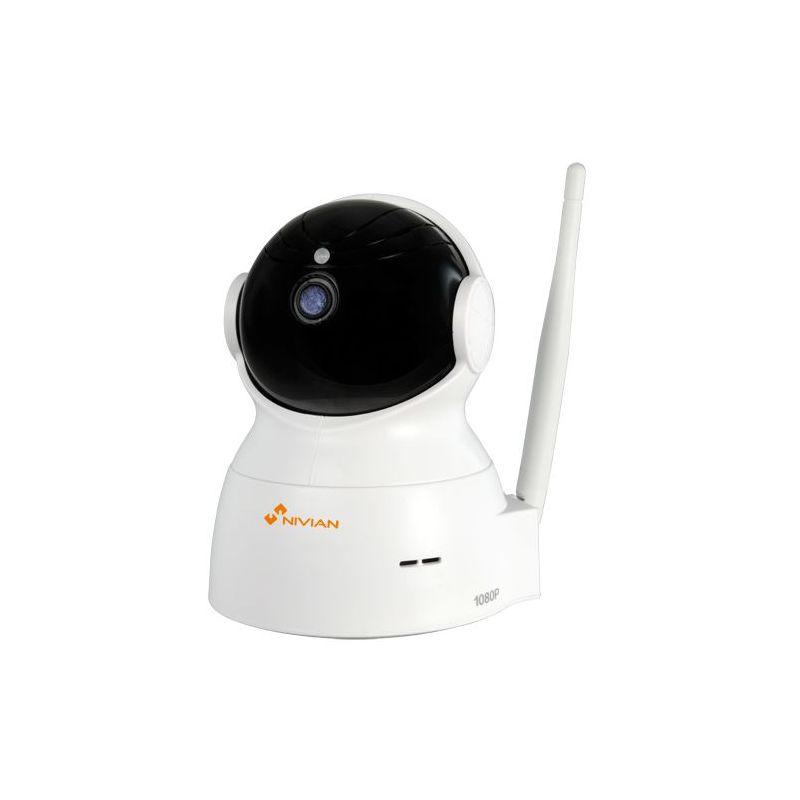 Nivian ONV536 - Câmara IP H.264 1080p PT, 4 LEDs IR Alcance 7 m,…