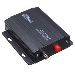 Dahua OTC102R - 1 channel optical receiver, Supports resolution…