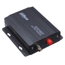 Dahua OTC102T - 1 channel optical transmitter, Supports resolution…