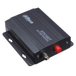 Dahua OTC102T - Transmissor ótico de 1 canais, Admite resolução…