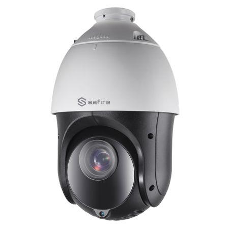 Safire SF-IPSD6025UIWH-4 - Câmara motorizada IPUltra Low Light 4 Megapixel,…