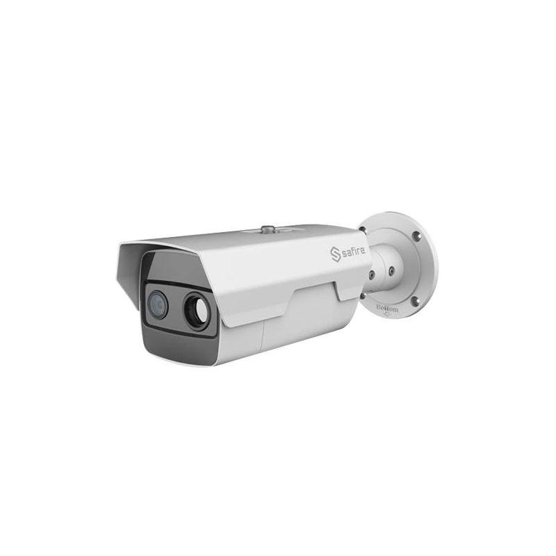 Safire SF-IPTCV792A-10D2 - Caméra thermique Dual IP Safire, 160x120 VOx |…