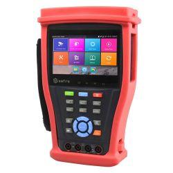 Safire TESTER4-5N1-4M - Testeur CCTV Multifonctionnel, Accepte caméras HDTVI…