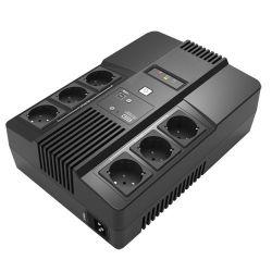 UPS800VA-6 - Single phase UPS, interactive offline, Power…