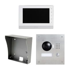 X-Security VTK-S2000-IP - Kit de Videoporteiro, Tecnologia IP, Inclui Placa,…