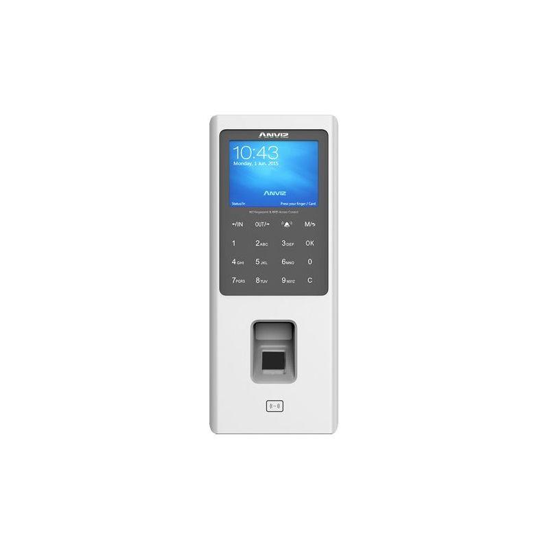Anviz W2-MIFARE - Leitor biométrico autónomo ANVIZ, Biometria, Mifare…