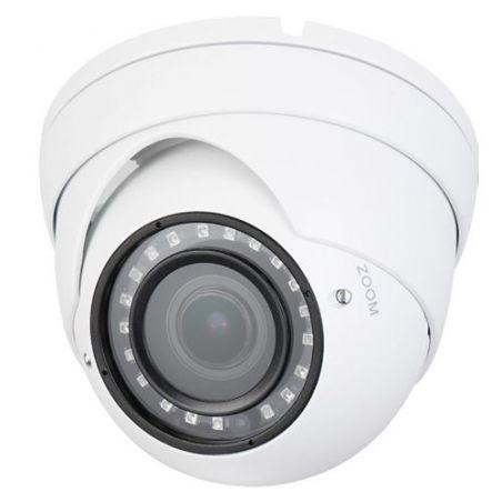 X-Security XS-DM954VKIB-4MC - Câmara dome HDCVI X-Security ECO, 4MPX / 1080P / 720P…