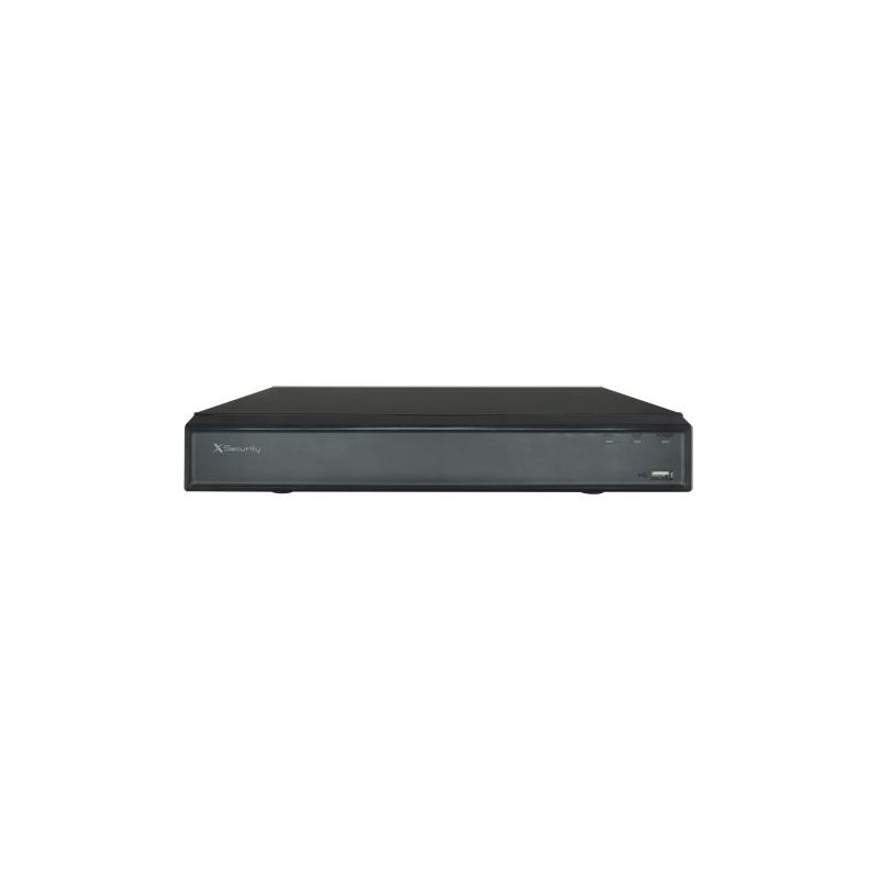 X-Security XS-XVR6116A-H - DVR 5n1 X-Security, 16 CH HDTVI/HDCVI/AHD/CVBS/ Up to…