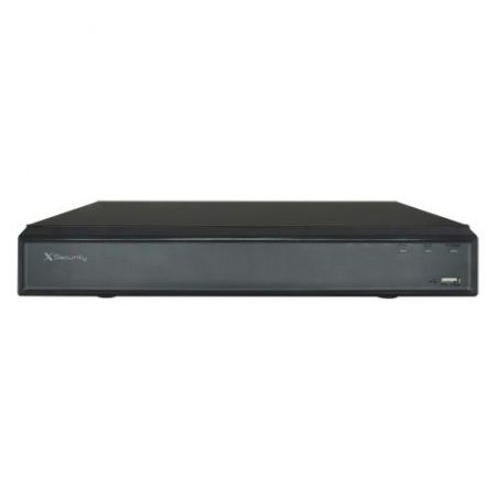 X-Security XS-XVR6208-4KL-HEVC - 5n1 4K video recorder from X-Security, 8 CH…