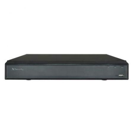 X-Security XS-XVR6216-HEVC - DVR 5n1 X-Security, 16 CH HDTVI/HDCVI/AHD/CVBS/ Up to…