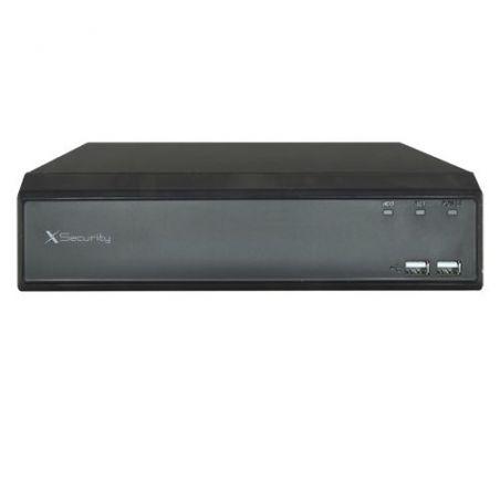 X-Security XS-XVR8416A-4KL-IH - Enregistreur 5n1 X-Security 4K IoT, 16 CH HDTVI /…