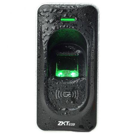 Zkteco ZK-FR1200 - Lector de accesos, Acceso por huella y/o tarjeta EM,…