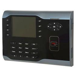 Zkteco ZK-iCLOCKS-500 - Time & Attendance device with camera, EM RFID card…