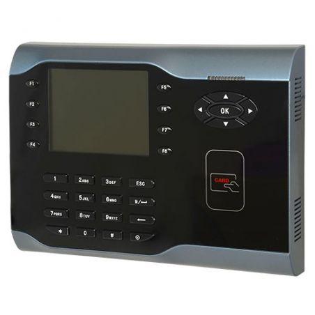 Zkteco ZK-iCLOCKS-500 - Control de Presencia con cámara, tarjeta EM RFID y…