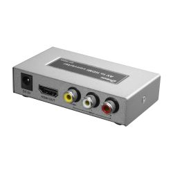 AV-HDMI-CONVERTER - Convertidor AV a HDMI, 1 entrada AV, 1 HDMI output,…