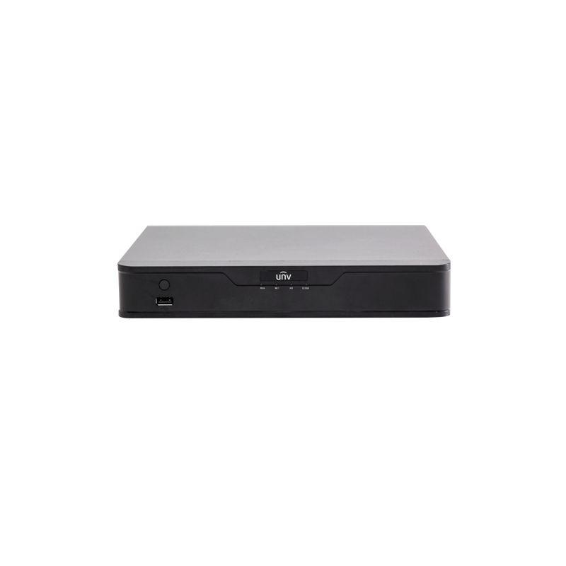 Uniview UV-NVR301-08-P8 - Enregistreur NVR pour caméra IP, 8 CH vídeo /…