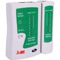 Network Cable Tester for LAN  RJ45 RJ11 CAT5 CAT6
