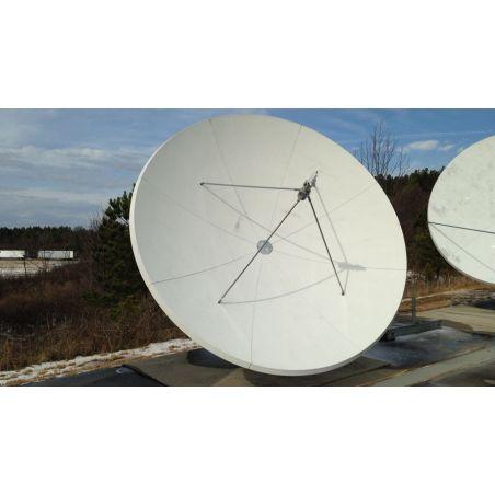 Prodelin General Dynamics Serie 1374 Antena VSAT de 3.7m Axisimétrica Ku Band