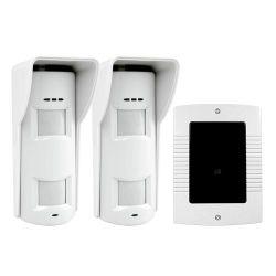 Pyronix XDH10TT1/KIT-WE - Kit de detectores de exterior, Inclui 2 detectores sem…
