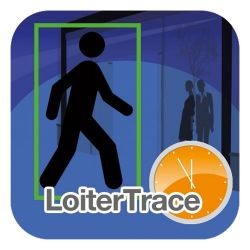 Xtralis XTL-49975406 - XTRALIS, Licença perpétua LoiterTrace para 16 canais…