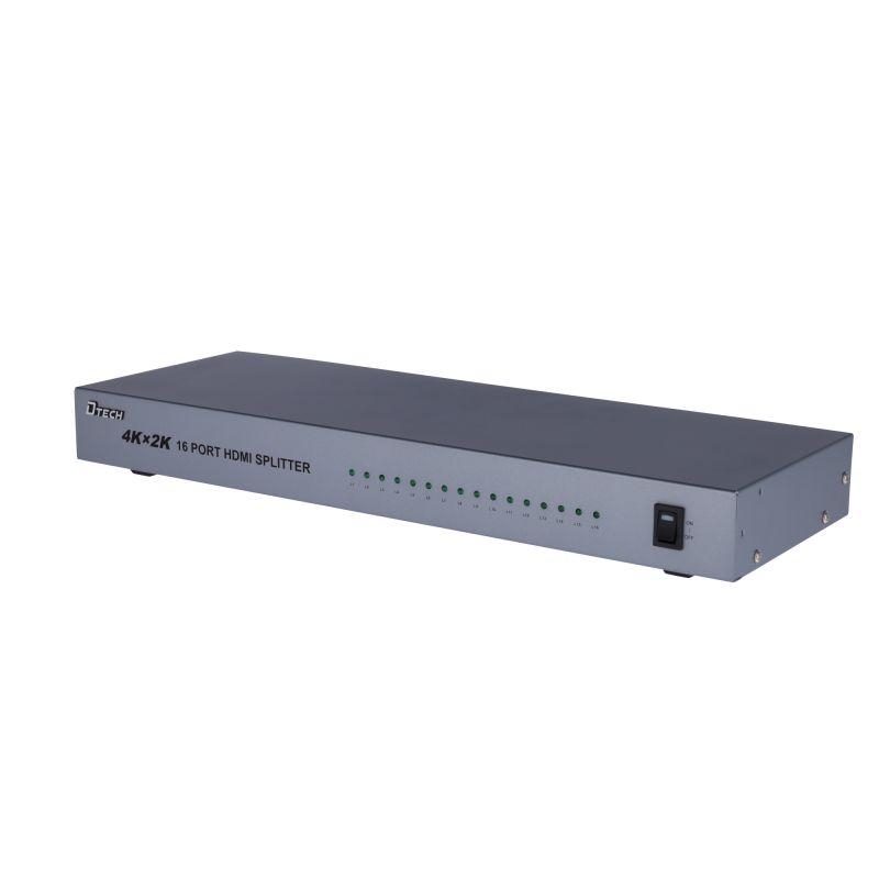 HDMI-SPLITTER-16-4K - Multiplicateur de signal HDMI, 1 entrée HDMI, 16…
