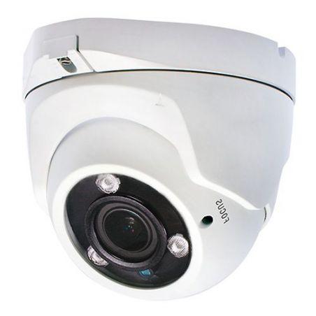 """XSC-IPT957VAH-2E - Cámara Turret IP 2 Megapixel, 1/2.7\"""" 2 Mpx CMOS,…"""