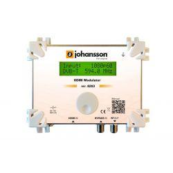 Johansson 8203 HDMI to DVB-T