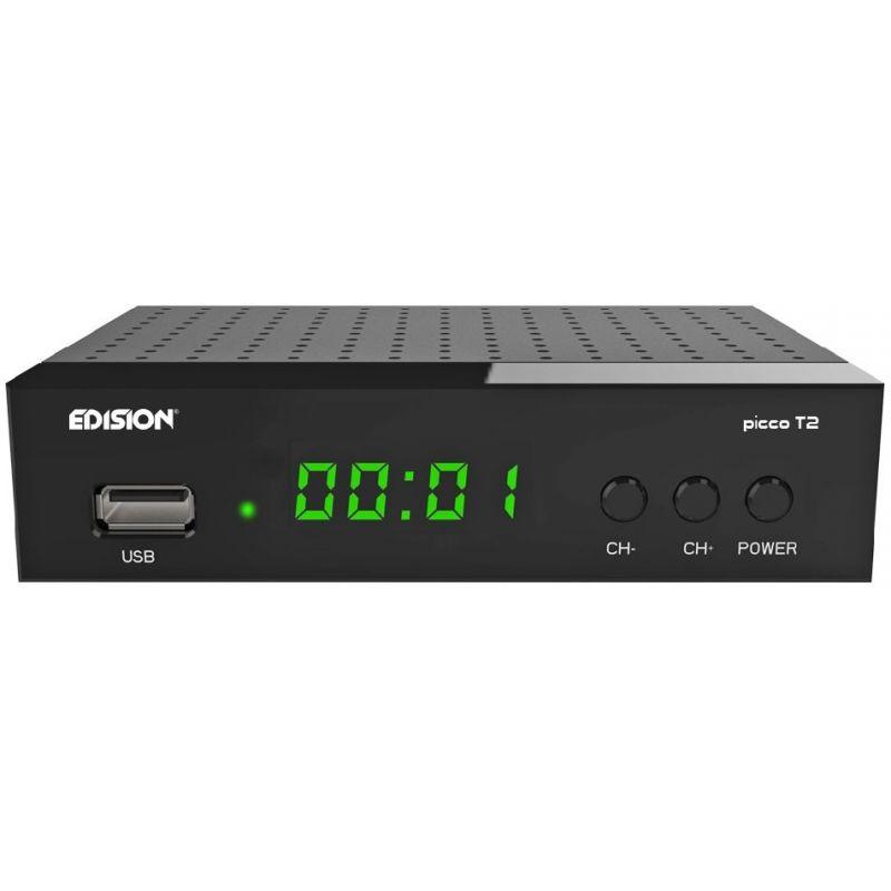 Edision Picco T2 Récepteur DVB-T2 terrestre