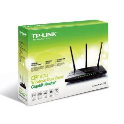 TP-Link Archer C1200 Router Gigabit inalámbrico dual AC1200, CPU Broadcom, 867Mbp