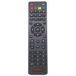 Mando a distancia original para Qviart T2 h.264/h.265 (TDT)