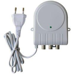 Johansson 7720L Amplificateur intérieur 1 entrée 2 sorties LTE / 4G VHF-UHF