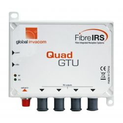 Global Invacom Fibre IRS GTU Quad Gateway Termination Unit