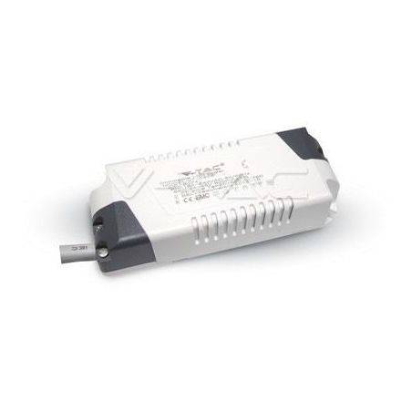 Led Driver Controlador no regulable para panel led 22W 85-265V