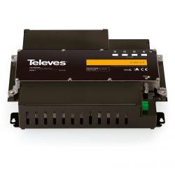 Televes Fiber4Sat Receptor / Demultiplexor DWDM Óptico SC/APC 1e/4s 1550nm