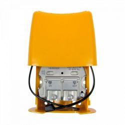 """Filtro LTE Alta Rejeição (HR) """"EasyF"""" 47...694MHz VHF/UHF (C21-48) Exterior"""