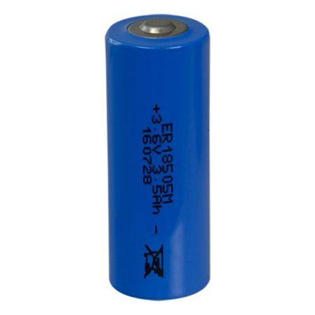 BATT-ER18505M - Pile ER18505M, 3.6 V, Lithium, Haute qualité, Petite…