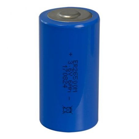 BATT-ER26500-M - Pile ER26500-M, 3.6 V, Lithium, Haute qualité, Petite…