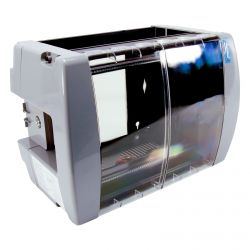 Cofre con Cerradura y Ventilación forzada 327mm para cabeceras T.0X Televes