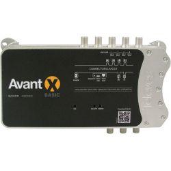 Avant X Basic Central programável entrada FM 4 VHF/UHF 32 Filtros Auto LTE