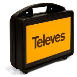 Caso de transporte série H30 Televes