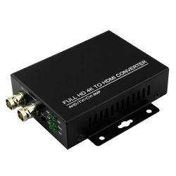 Safire SF-BNC4K-HDMI - Convertidor BNC a HDMI, 1 entrada BCNC, 1 saída HDMI…