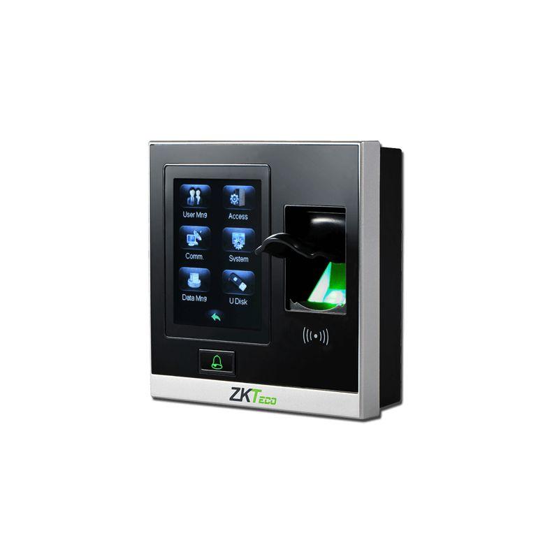 Zkteco ZK-AC400MF - Control de Acceso y Presencia, Huellas, teclado y…