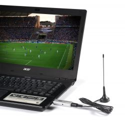 August DVB-T210 Sintonizador USB TDT HD(DVB-T2)