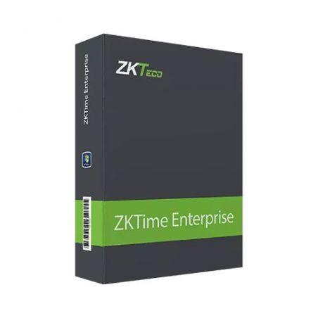 Zkteco ZK-ENTERPRISE-250 - Licencia software control de presencia, Capacidad 250…