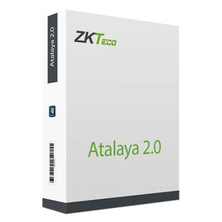 Zkteco ZK-ATALAYA - Licencia software Portal del empleado, Sincronización…